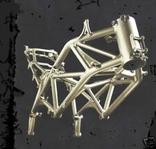 DUCATI 998 999 748 749 2002 TOUCH UP KIT FRAME SILVER.