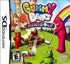 Gummy Bears Minigolf (Nintendo Ds, 2010)
