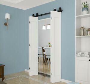 Multifold Doors Milcasa Compack 180 Degrees Commercial Grade Hinge System for Wood Doors Up to 110 LB Made in Italy Folding Door Hardware Set Bi-Fold Door Hardware Kit