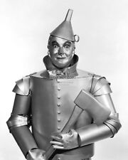 "JACK HALEY AS ""TIN MAN"" IN ""THE WIZARD OF OZ"" - 8X10 PUBLICITY PHOTO (BB-813)"