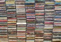 MASSIVE Lot of 200+ CD's Mixed Genres ROCK, POP, COUNTRY, RAP, INDIE Collection