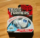 TransFormers Movie, Real Gear Robots Autobot NIGHT BEAT 7 action figure, New