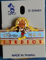 Disney MGM Studios 1989 Original Merchandise Shop Trading Pin