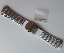Genuine Replacement Watch Band 20mm Stainless Steel Bracelet Casio EFA-131D-1A1