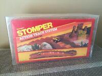 Vintage 1984 schaper stomper Action Track System Tumbleweed Trail AFA/DCA 80