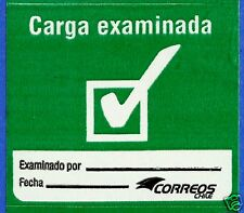 CHILE, OFFICIAL CORREOSCHILE UNUSED POSTAL STICKER # 03