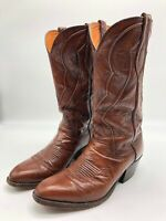 Vintage Dan Post Boots Made in Spain size 10 D