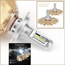 2x Fanless H4 Canbus LED 12000LM Headlights Led Bulb Lamp 2nd Chip Canbus 12V