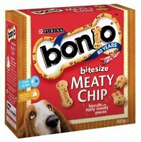 Bonio Meaty Chip Bitesize 400g (Pack of 5)