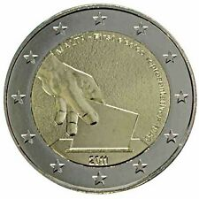 Malta Malte 2 €  2011 uncirculated