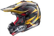 Arai MX-V Motocross Offroad Helmet Brock Tickle Replica Red Adult Small 55-56cm