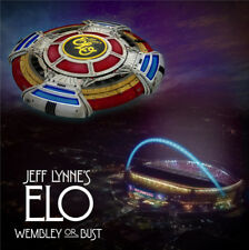 Jeff Lynne's ELO Wembley or Bust 2 Cd/dvd Live June 24th 2017