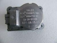 Stellmotor Heizung 09180203 OPEL VECTRA C 2.2 DIRECT