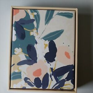 Floral Framed Wall Canvas - Opalhouse™ T8