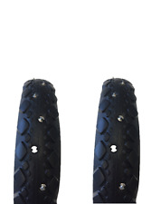 Topro Accessories Odysse Troja 2G Pair Rear Studded Outdoor Wheels Snow Ice Mud