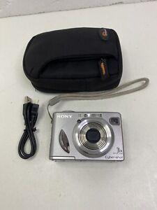 Sony Cyber-shot 5.1MP 3X Optical Zoom + Case - Sony DSC-W5