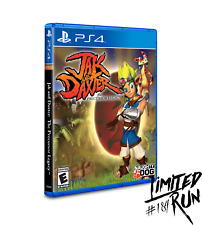 Jak and Daxter PS4 Limited Run Games #184 Surprise Edition Precursor Legacy