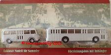 Solinger O-Bus mit Anhänger