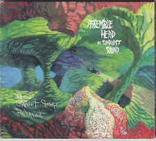 ASSEMBLE HEAD IN SUNBURST SOUND - when sweet sleep returned CD