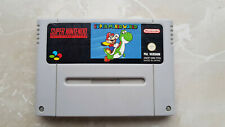 Super Nintendo SNES Spiel - Super Mario World PAL