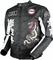 Motorrad Jacke Motorradjacke Bikerjacke