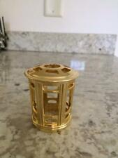 Lampe Berger Heavy Gold Crown Fragrance Lamp Diffuser Top Scentier New