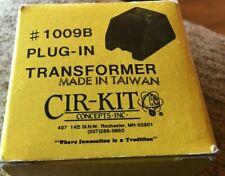 Miniature Transformer #CK1009B - 5 Watt - 12 Volt Cir-Kit Concepts