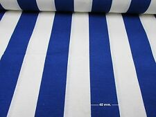 White Stripe Fabric Sofia Stripes Curtain Upholstery Material 280cm EXTRA wide