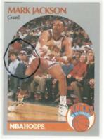 Menendez Brothers 1990-91 Hoops Mark Jackson #205 Creepy card super hot invest!!