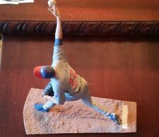 CHICAGO CUBS GREAT MARK PRIOR SIGNED MCFARLANE FIGURE USC TROJANS SOUTHERN CAL