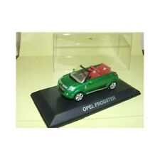 OPEL FROGSTER Concept Car NOREV pour ALTAYA 1:43