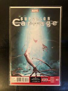 Superior Carnage #3  NM