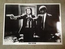"Pulp Fiction poster 24.5"" x 34.5"" - VINCENT VEGA AND JULES WINNFIELD"