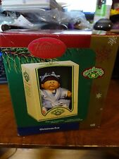 "Carlton Cards Ornament ""CHRISTMAS EVE"" Cabbage Patch 2005"