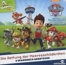 Paw Patrol CD 1 Universum Film GmbH