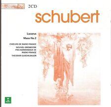 Schubert - Lazarus • Mass No.2 [2 CDs]