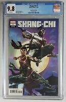 Shang-chi #1 1:25 CGC 9.8 - Marvel Comics 2020  Suayan Variant kung Fu
