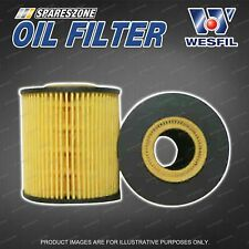 Wesfil Oil Filter for Volvo C70 Cross Country Wagon S40 S60 S70 S80 Petrol 5Cyl
