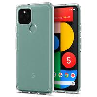 Google Pixel 4a 5G, Pixel 5 Case | Spigen®[Ultra Hybrid] Protective Cover