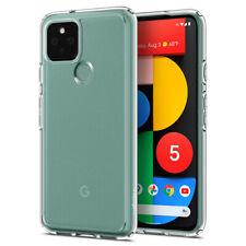 Google Pixel 4a 5G, Pixel 5 Case | Spigen® [Ultra Hybrid] Protective Cover