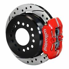 "Wilwood 140-11398-DR Dynapro Low-Profile Rear Parking Brake Kit - 12 Bolt .81"""