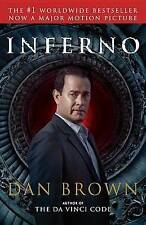 NEW Inferno (Movie Tie-in Edition) by Dan Brown