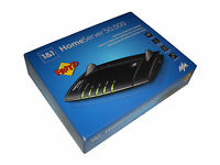 Fritzbox 1 1 homeserver wlan internet modem ruder ebay - Fritz box sl wlan ...