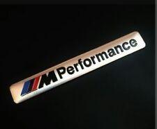 EMBLEMA LOGO INSIGNIA ALUMINIO PARA BMW M ///M PERFORMANCE e30,e36,e46,e90,e92,