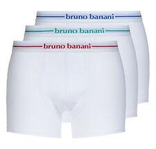 Bruno Banani 3-Pack Shorts XL weiß 2201-1343-1
