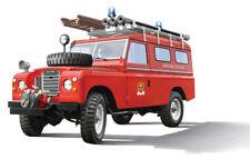 Italeri 1/24 scale Land Rover Fire Rescue