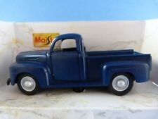 Motorized superior Ford pick up bleu - Maisto - En boîte