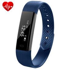 Latest Children Smart Gym Tracker Kids Pedometer Step Counter Fitbit Style UK