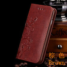 Leather Wallet Card Pack Case Cover For Samsung Galaxy S3/S4/S5/S6/S7/edge/note5