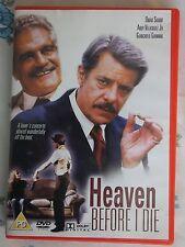 Heaven Before I Die (DVD, 2005) starring Omar Sharif